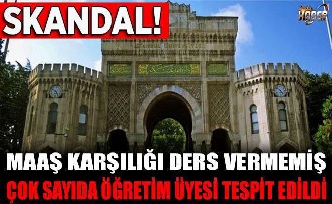 Sayıştay'dan İstanbul Üniversitesi için denetim raporu!