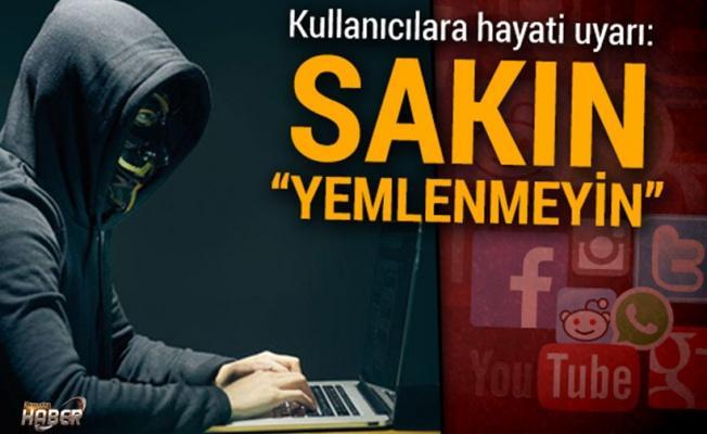 Sosyal medyada 'yemleme' ile şifre hırsızlığı (Yemleme nedir? Çalınan hesap nasıl kurtarılır)