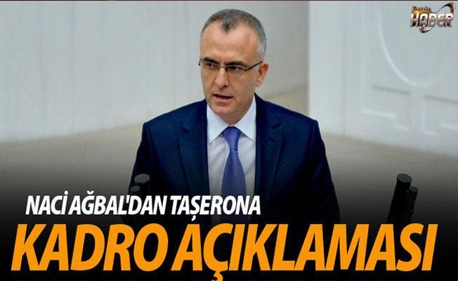 'Taşerona kadro' için Maliye Bakanı'ndan açıklama!
