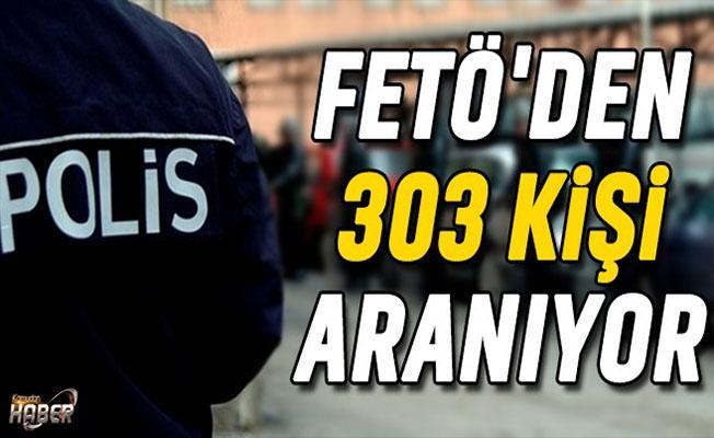 Valiliktan Açıklama: 303 kişi aranıyor
