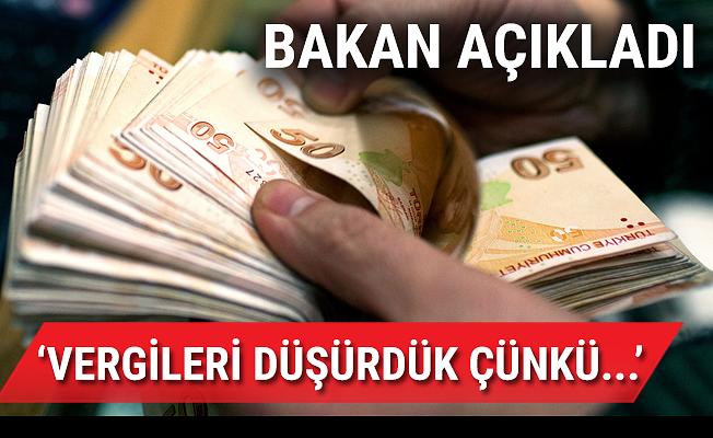 Zeybekci: Spekülasyonu engellemek için vergileri düşürdük