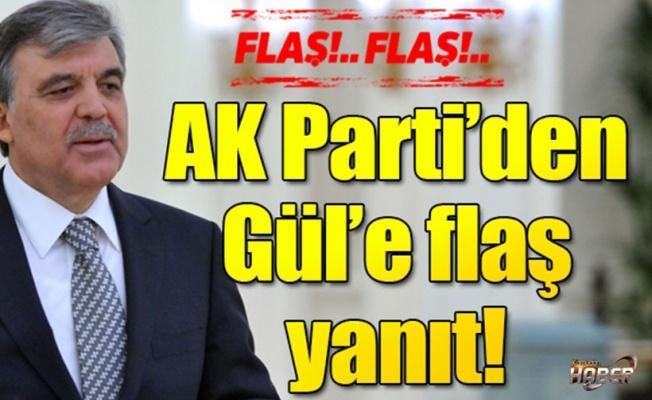 AK Partili Turan'dan 'Abdullah Gül'ün KHK eleştirisi' sorusuna yanıt