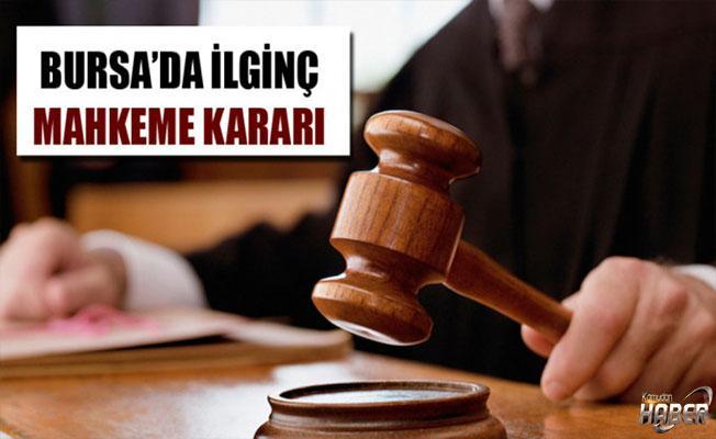 Mahkemeden boşanma için ilginç karar!