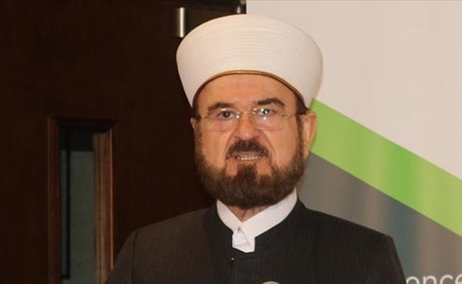 Dünya Müslüman Alimler Birliği Genel Sekreteri Karadaği:Müslümanlara yönelik bir saldırı niteliğinde