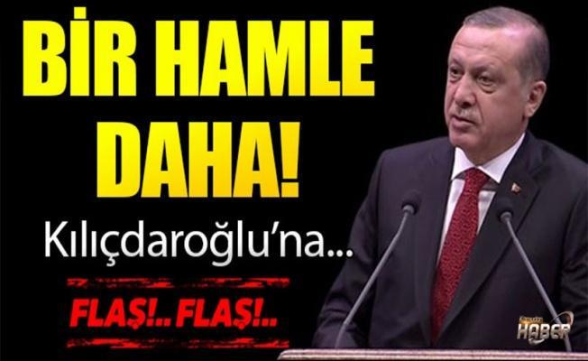 Erdoğan'dan suç duyurusu