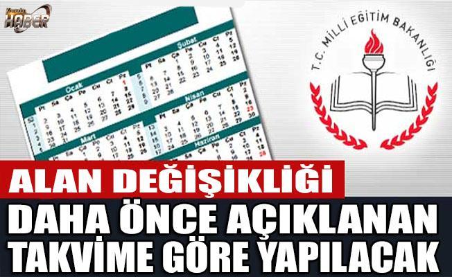 İsmail Koncuk'tan 'Alan Değişikliği' Açıklaması!