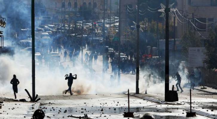 İsrail sokakları karıştı... Çatışmalarda çok sayıda yaralı var