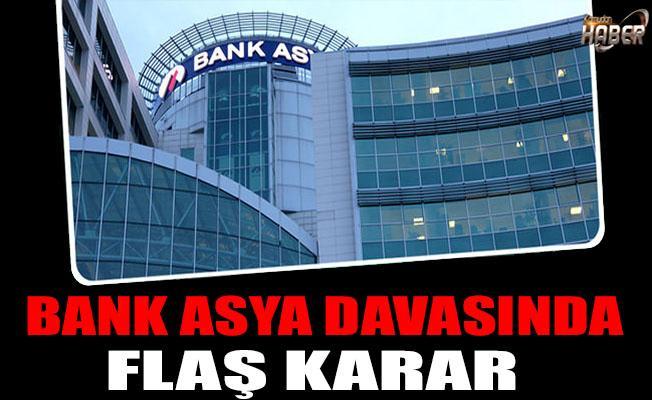 Bank Asya'nın hissedarlarına tutuklama!