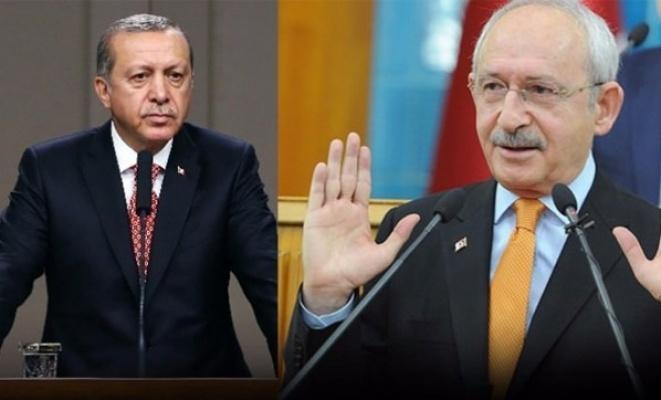 Erdoğan'dan Kılıçdaroğlu'na suç duyurusu!