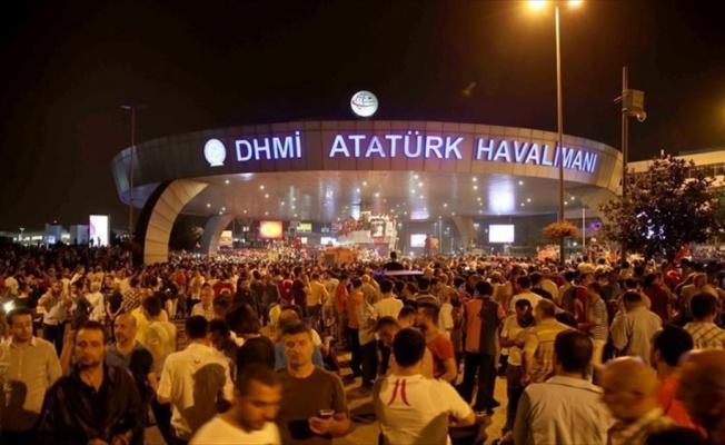 FETÖ'nün Atatürk Havalimanı'nı işgal girişimi iddianamesi kabul edildi