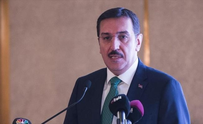 Gümrük ve Ticaret Bakanı Tüfenkci: Katar ile ticareti artırmak için çalışmaları hızlandıracağız