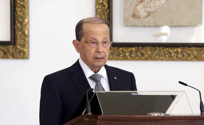 Lübnan Cumhurbaşkanı Avn: Trump bölgeyi saran alevlere benzin döktü