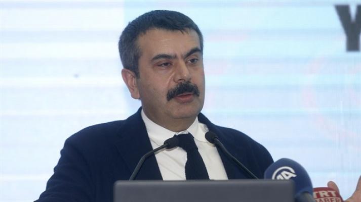 MEB Müsteşarı Yusuf Tekin'den karne hediyesi önerisi