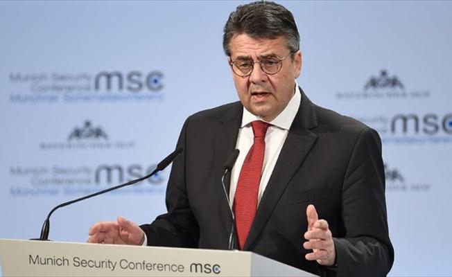 Almanya Dışişleri Bakanı Gabriel: Türkiye ile ilişkilerin tekrar sıkılaştırılmasından yanayız