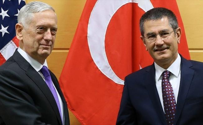 Canikli, ABD Savunma Bakanı Mattis ile görüşecek