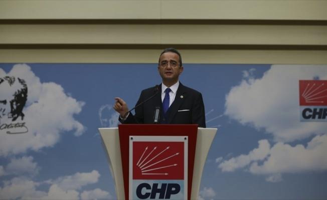 CHP Sözcüsü Tezcan: Bu hukuksuzluğu gidermek artık Yargıtay'ın görevidir