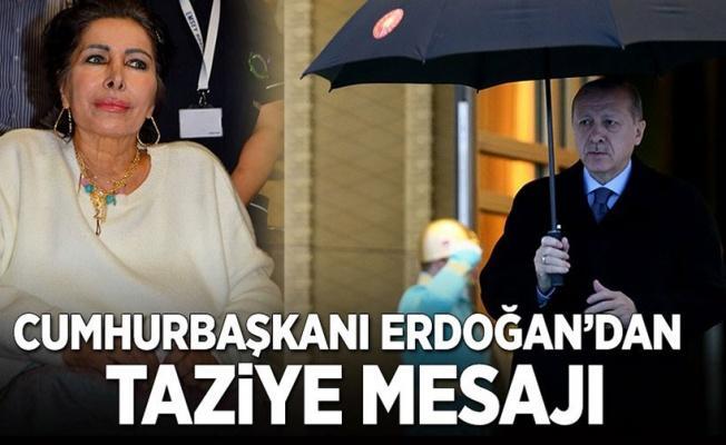 Cumhurbaşkanı Erdoğan: Nuray Hafiftaş'a Allah'tan rahmet diliyorum .