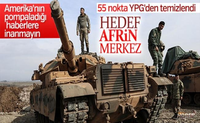 Duraklı köyü YPG'den temizlendi