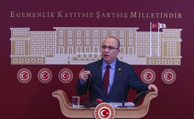 MHP İstanbul Milletvekili Yönter: Vatan savunmasının sözleşmesi olmaz