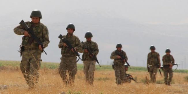 Afrin'den bir acı haber daha: 1 asker şehit