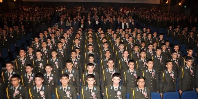 Askeri okullar sınavının giriş belgeleri yayımlandı