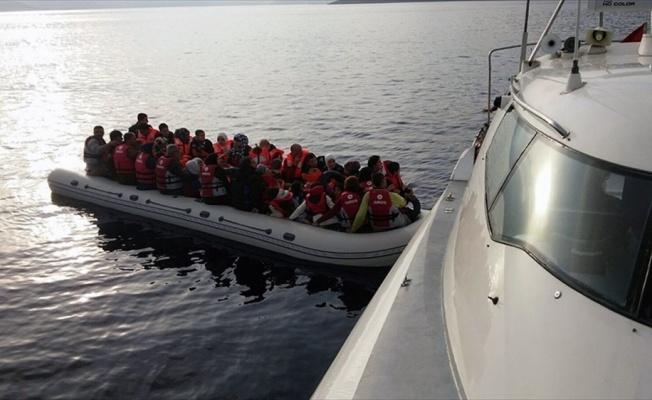 Göç ve Uyum Alt Komisyonu Başkanı Uslu: 157 danışma hattı 10 binden fazla mülteciyi ölümden kurtardı