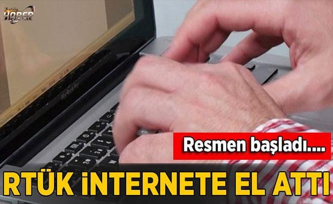 İnternette RTÜK dönemi!