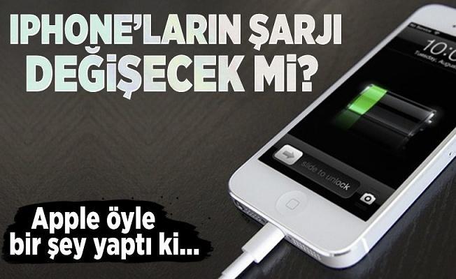 iPhone'ların şarjı değişecek mi? .
