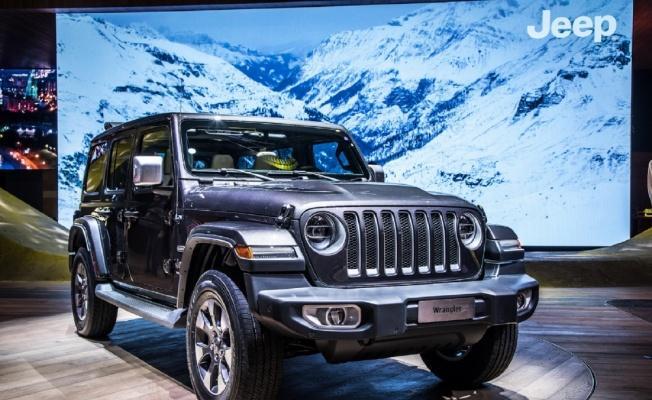 Yeni Jeep Wrangler, Cenevre Otomobil Fuarı'nda tanıtıldı