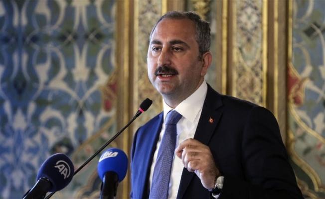 Adalet Bakanı Abdulhamit Gül: 16 Nisan çok tarihi bir fırsat olmuştur