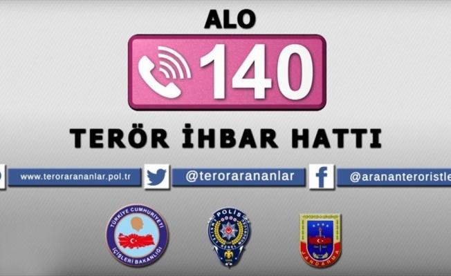 'Alo 140 Terör İhbar Hattı' için iki yeni kamu spotu