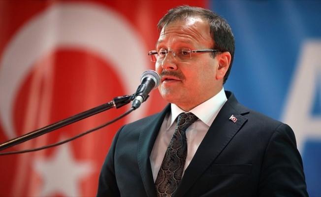 Başbakan Yardımcısı Çavuşoğlu: SSK'yı batıran adam, önce sen kapının önünü temizle