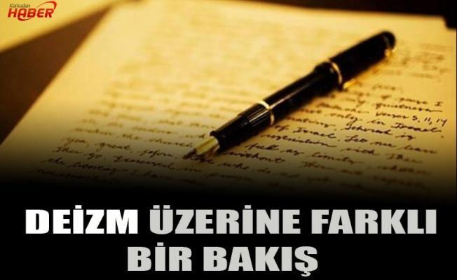 DEİZİM ÜZERİNE...