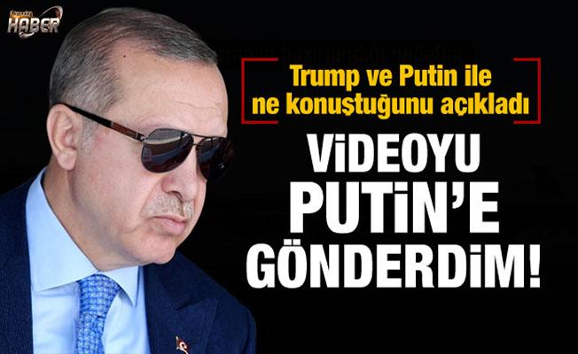 Erdoğan'dan ABD-Rusya'ya uyarı