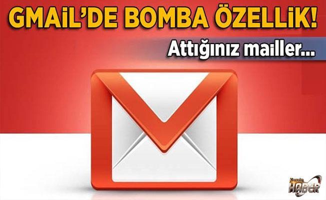 Gmail'de müthiş özellik!
