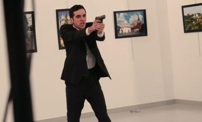Rus büyükelçinin katili Mevlüt Mert Altıntaş'ın telefonunun şifresi çözülemedi