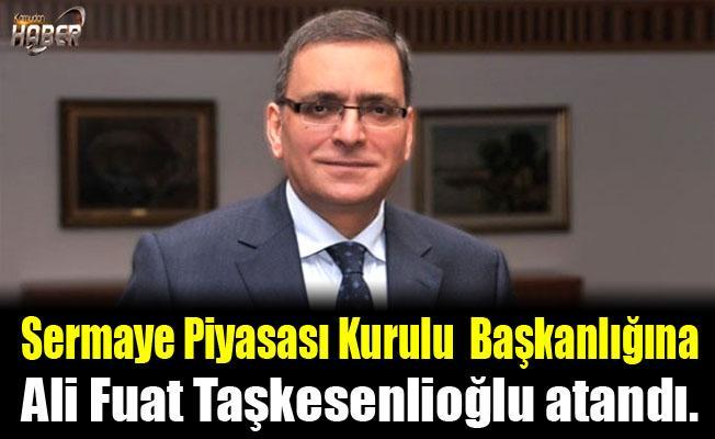 SPK Başkanlığına Yeni Başkan Atandı