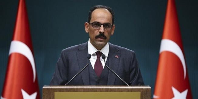 'Türkiye'ye operasyondan önce bilgi verildi'