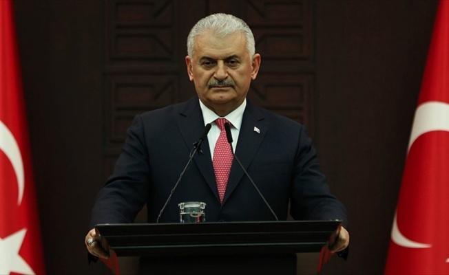 Başbakan Yıldırım'dan liderlere İİT Zirvesi daveti