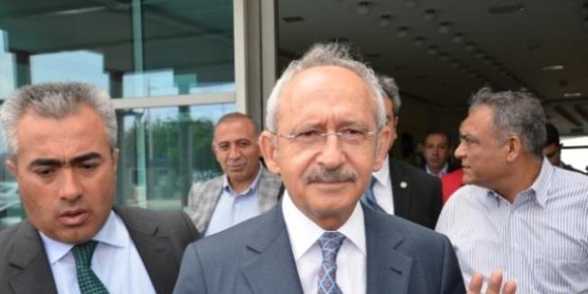 Kılıçdaroğlu'ndan İnce'nin seçim kampanyasına bağış