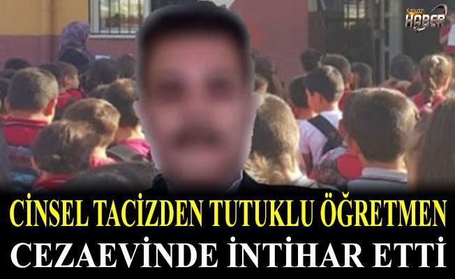 Öğretmen cezaevinde intihar etti