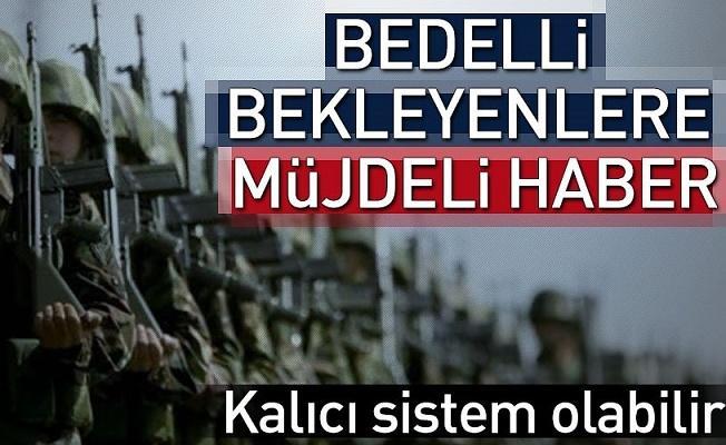 Bedelli askerlik çıkacak mı? AK Parti'den bedelli açıklaması .