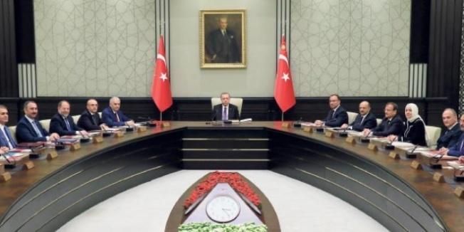 Gözler Erdoğan'ın yeni kabinesinde
