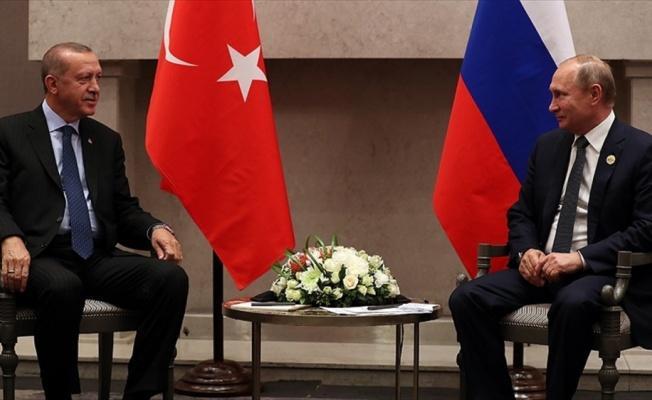 Cumhurbaşkanı Erdoğan: Rusya ile aramızdaki dayanışma birilerini kıskandırıyor