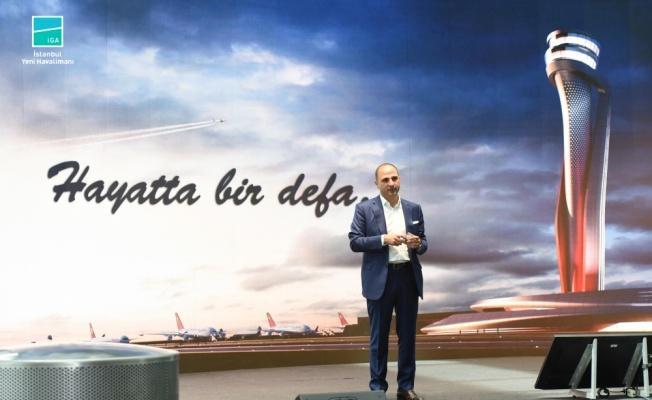 İstanbul Yeni Havalimanı ticari alanlarına yoğun ilgi sürüyor