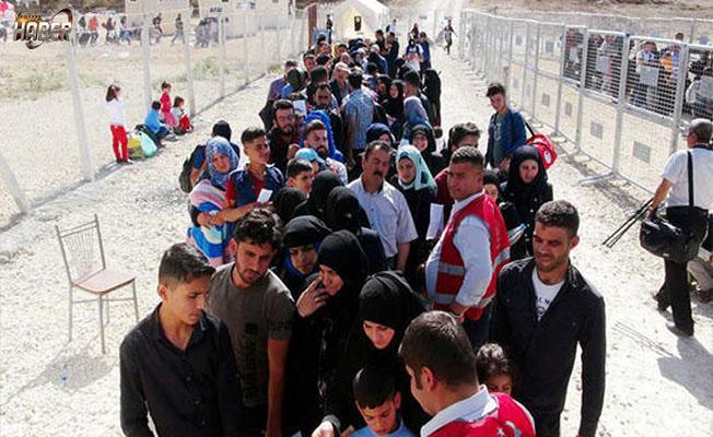 Türkiye'deki Suriyeli sığınmacıların sayısı açıklandı