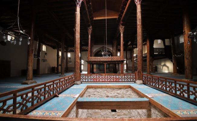 Türkiye'deki ahşap camiler kayıt altına alındı