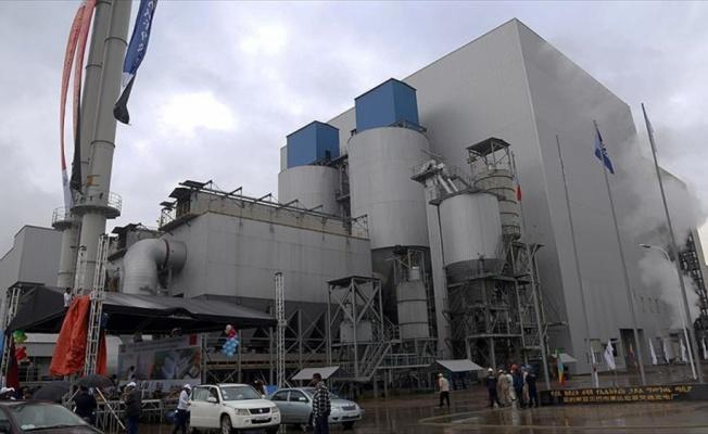 Afrika'nın ilk atıktan enerji üretim tesisi Etiyopya'da açıldı