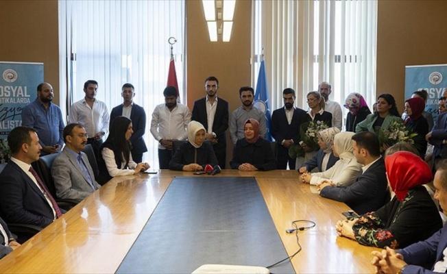 AK Parti MYK'da devir teslim