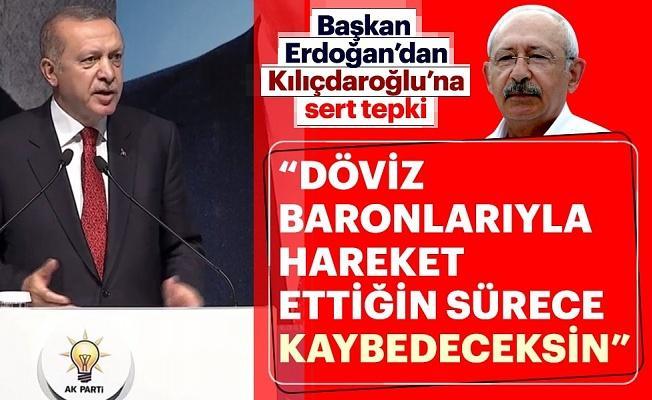"""Başkan Erdoğan: """"Bu gafillere Türkiye'nin nasıl bir ülke olduğunu göstereceğiz!"""""""